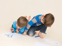 Kids Playing Stock Photos