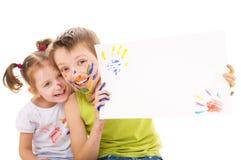 Kids portrait stock images