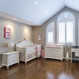 Kids room Interior design Royalty Free Stock Photography