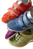 Kids shoes Royalty Free Stock Image