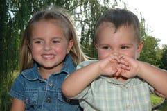 kids silly Στοκ εικόνες με δικαίωμα ελεύθερης χρήσης