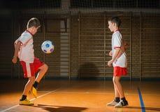 Kids soccer Royalty Free Stock Photo