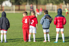 Kids soccer Stock Photos