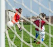Kids Soccer Royalty Free Stock Image
