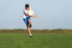 Kids' soccer Royalty Free Stock Image