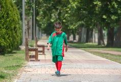 Kids soccer Stock Images