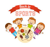 Kids sports Stock Photos