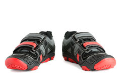 Kids sports shoes Stock Photo