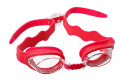 Kids Swimming Goggles Stock Photos