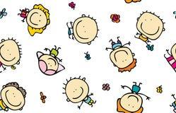 Kids texture Stock Photos