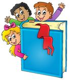 Kids thematic image 3 Royalty Free Stock Photography