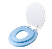 Kids toilet bowl adapter 2 Royalty Free Stock Photo