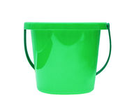 Kids toy bucket Stock Photography