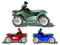 Kids toy cars collection Stock Photography