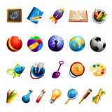Kids Toys And Objects Stock Images