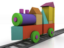 Kids Train Stock Images