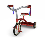 Kids Tricycle Stock Images