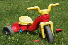 Kids Tricycle Stock Image