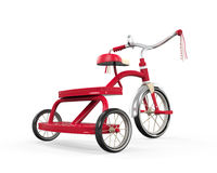 Kids Tricycle Isolated Stock Photos