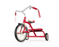 Kids Tricycle Isolated Stock Images