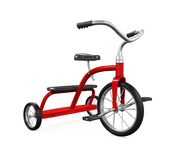 Kids Tricycle Isolated Royalty Free Stock Photos
