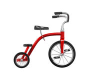 Kids Tricycle Isolated Royalty Free Stock Images