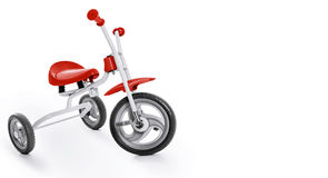 Kids tricycle Royalty Free Stock Images
