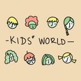 Kids World Stock Images