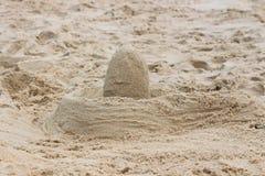 Kids& x27; искусство песка s Стоковые Фотографии RF
