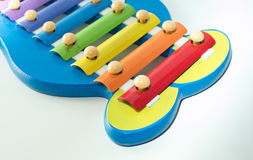 Kids xylophone Stock Photography