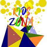 Kids zone background Multi color blots . Vector illustration eps10. Crazy camouflage. vector illustration