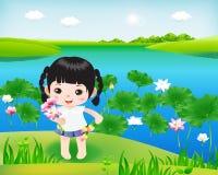 Kids1 felice Immagine Stock Libera da Diritti