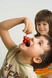 Kids2 Imagens de Stock Royalty Free