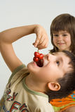 Kids2 Immagini Stock Libere da Diritti