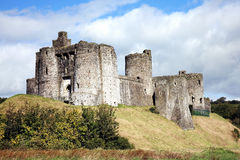 Kidwelly Castle, Carmarthenshire, Wales Stock Image