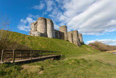Kidwelly Castle South Wales Royalty Free Stock Images