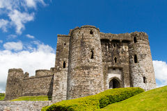 Kidwelly Castle Wales Royalty Free Stock Images