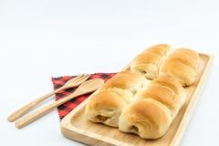 Kiełbasiany chleb Fotografia Royalty Free
