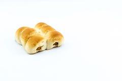 Kiełbasiany chleb Obrazy Royalty Free