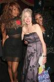 Kiearah Figueroa with Katherin Kovin Pacino and Stonye Shurikyn Drake Stock Image