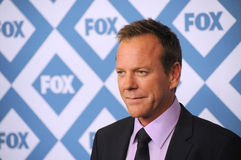 Kiefer Sutherland Stock Photography