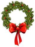 Kiefer Wreath Lizenzfreies Stockbild