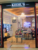 Kiehls shop in hong kong Stock Photos