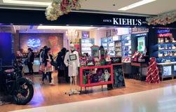 Kiehls shop in hong kong Stock Image
