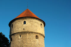 Kiek in de Kok, old artillery tower in Tallinn, Estonia. Stock Photography