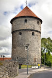 Kiek in de Kok tower. Old city, Tallinn, Estonia. Stock Photo