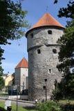 Kiek en de kök à Tallinn Images stock