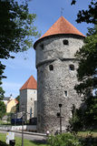 Kiek en de kök en Tallinn Imagenes de archivo