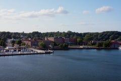 Kiel - regional parlament Royaltyfri Bild