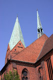 Kiel Saint Heinrich Church Royalty Free Stock Photo